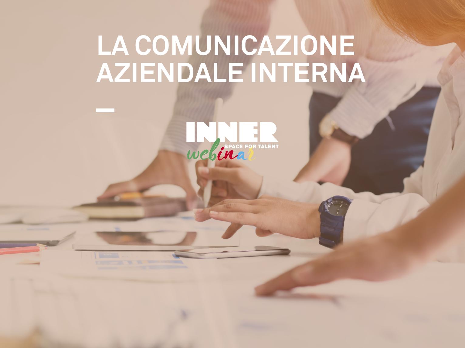 webinar comunicazione aziendale interna