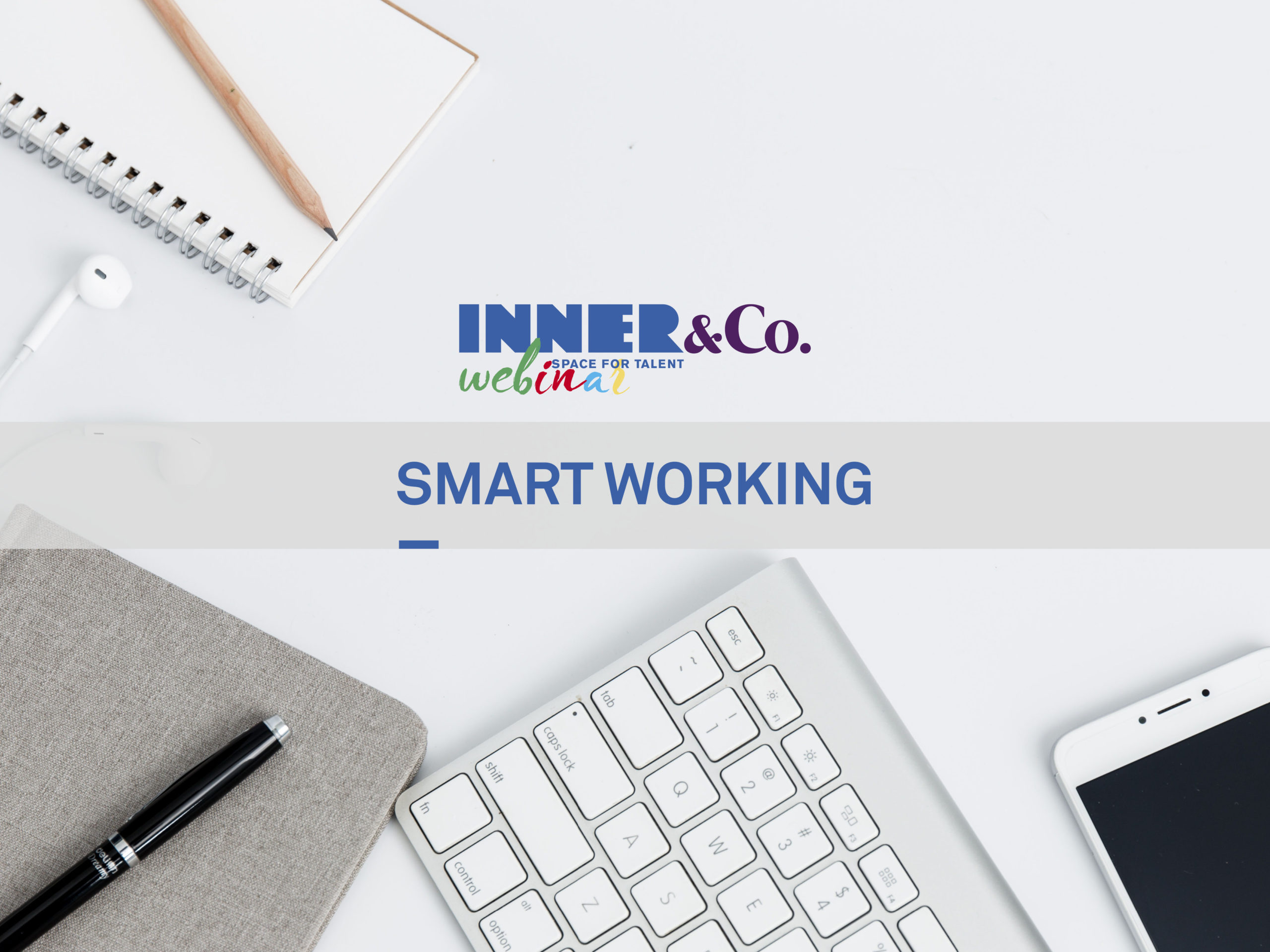 webinar gratuito dedicato allo smart working