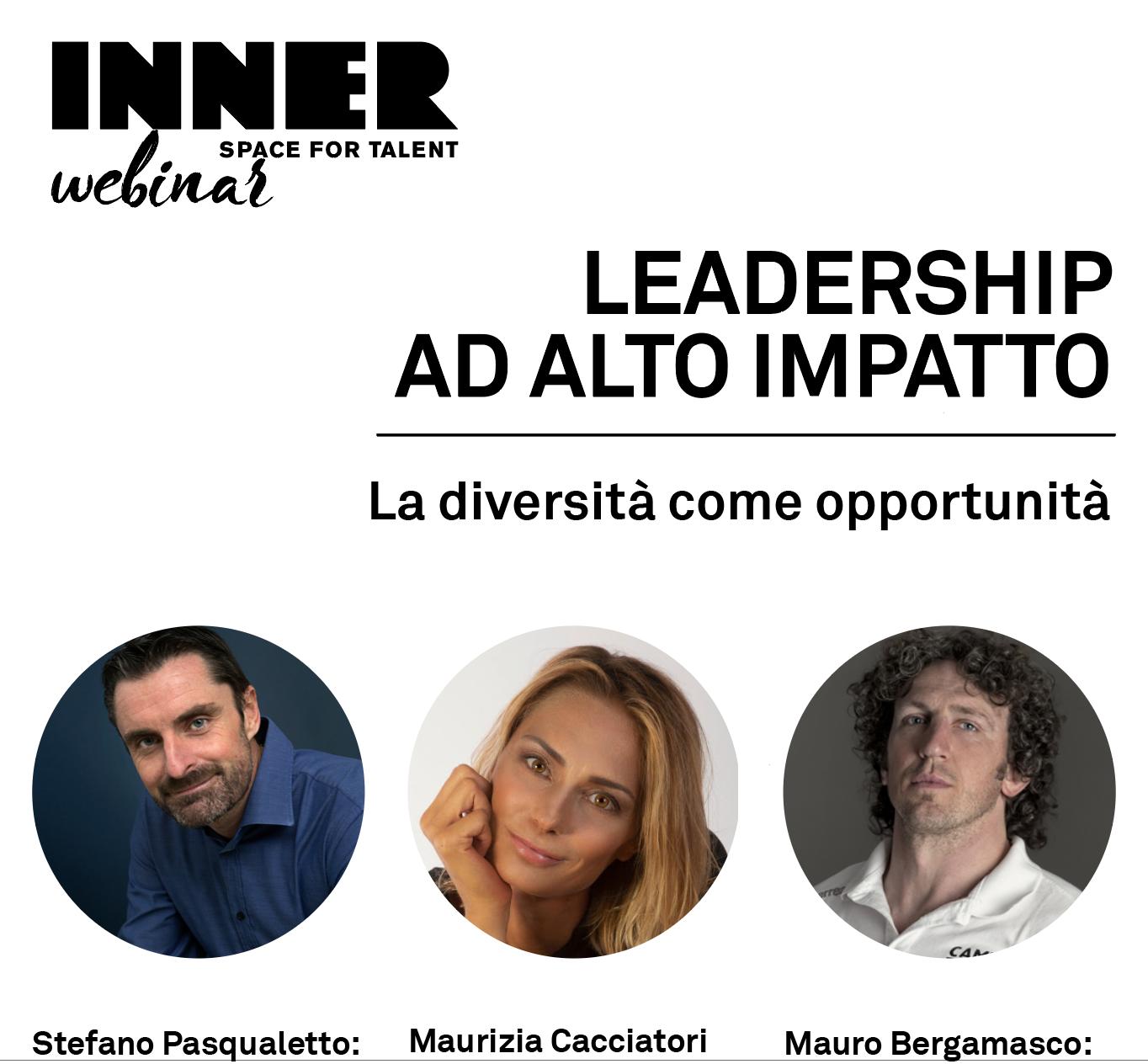 leadership ad alto impatto webinar gratuito